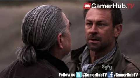 Defiance Producer And Director Michael Nankin Interview On Set In Toronto - Gamerhubtv