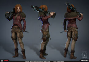 Irisa In Game