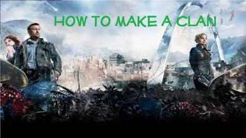 Defiance - How To Make A Clan & How They Are Useful!