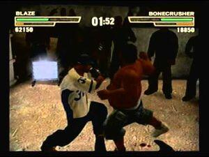 Methodman vs bonecrusher