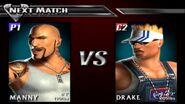 Manny vs drake