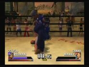 Redman vs manny