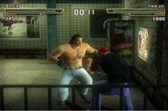 Trejo subway fight