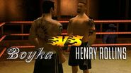 Rollins vs boyka