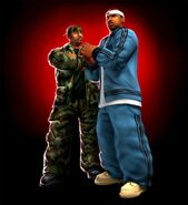 Nore and capone