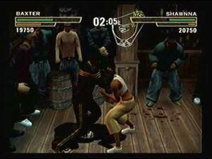 Shawnna vs baxter