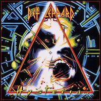 Def Leppard - Hysteria (vinyl version)