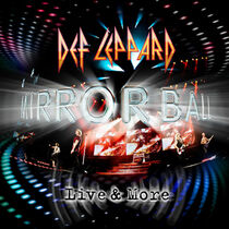 Def Leppard - Mirrorball (2011) front cover