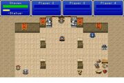 Heathcliff's Battle Arena