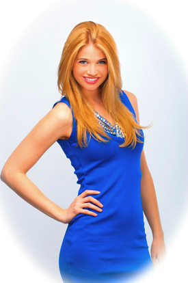 Sarah Fisher voice overs
