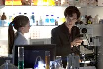 Tumblr static sherlock and molly benedict cumberbatch and louise brealey 2x03