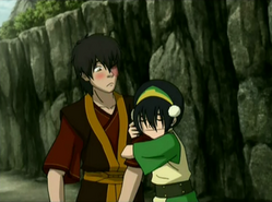 Zuko and toph by sakurah18