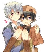 Yuki x Akise