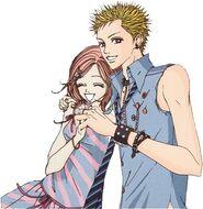 Hachi and Nobu