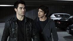 Scott and Derek