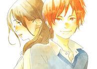 Naoyuki and Utako