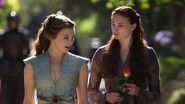 Margaery x Sansa
