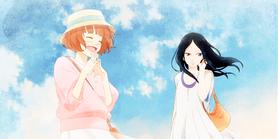 Shuko and Yuri