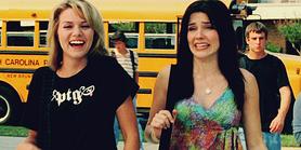 Brooke and Peyton lol