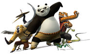 Kung-Fu-Panda-The-Furious-Five-1920x1200-Wallpaper-ToonsWallpapers.com-