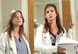 Addison and Mer