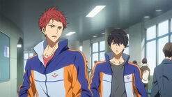 Haru and Asahi