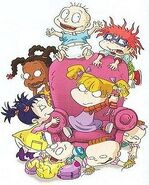 Rugrats-Season-1-Episode-3--At-the-Movies