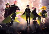 Shinoa squad