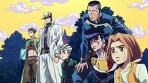 Diamond is unbreakable squad by spiralmorioh dassiyj-fullview