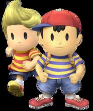 Lucas x Ness