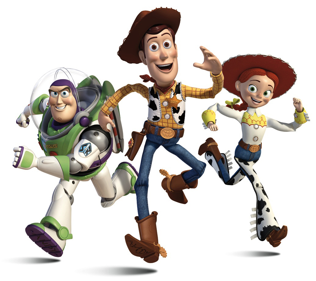 Are woody and jessie dating