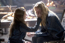 Abby and Clarke