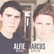 Alfie x Marcus