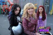 Sam, Cat, and Jade