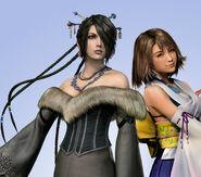 Yuna and Lulu