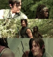 TWD - Dixonne collage