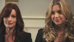 Hanna and Ashley