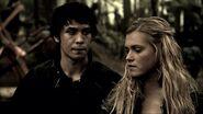 Bellamy x Clarke