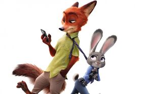 Zootopia movie-t3