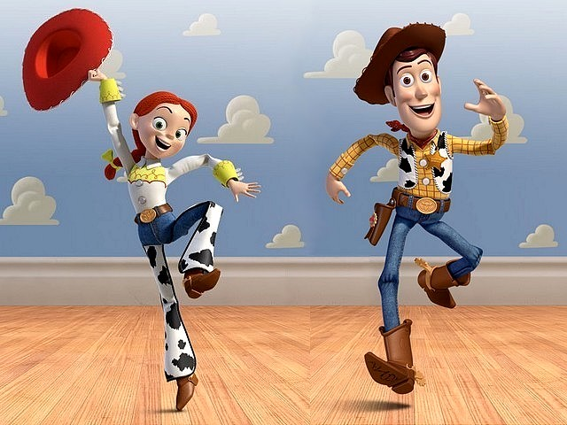 Toy Story 3 Jessie And Woody Wallpaper