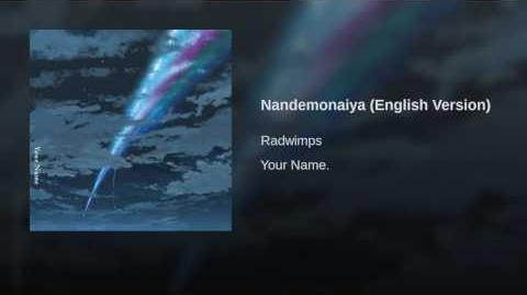 Nandemonaiya (English Version)