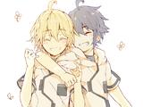 Kikchair-Mochizou Friendship