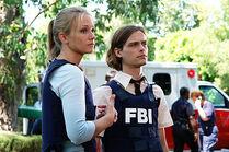 Criminal Minds JJ and Reed