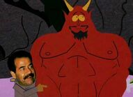 Satan saddam