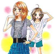 Sayuri and Ninako