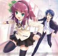 Yuri and Hinata