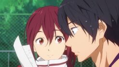 Gou and Haru