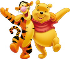 Winnie-the-pooh-and-tiger-psd-445792