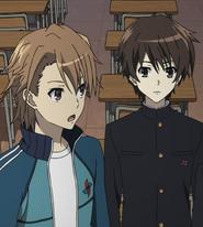 Kouichi and teshigawara