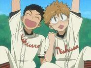 Mihashi and Tajima